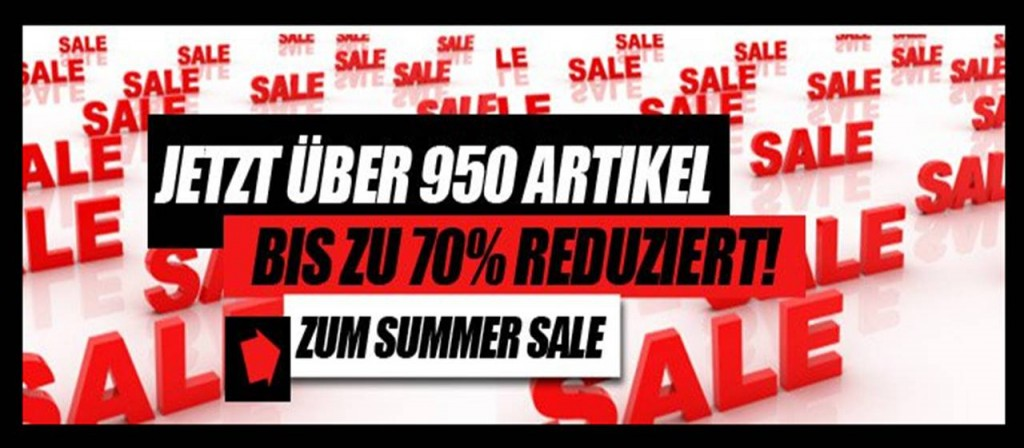 SALE-Aktion im 77Onlineshop