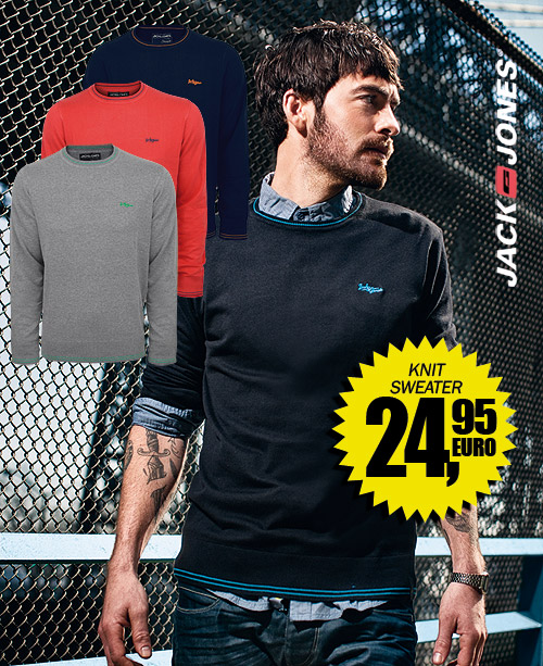 Herren Sweater Jack & Jones