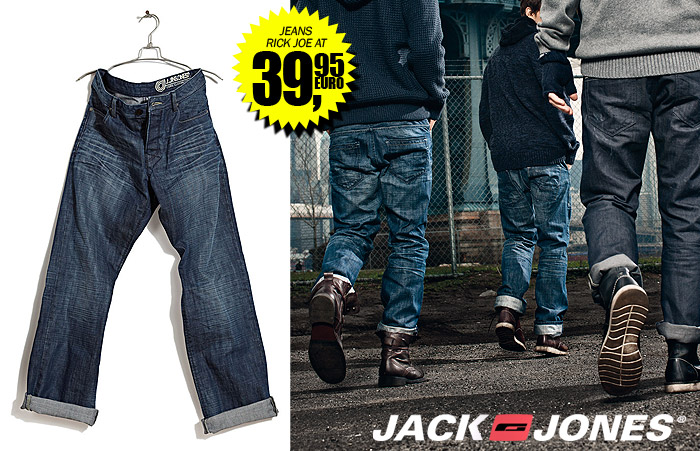 Rick Joe Herren Jeans Jack & Jones