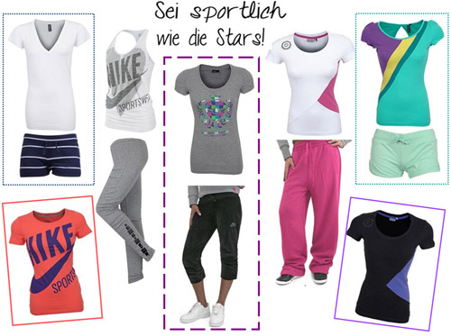 Sportbekleidung Damen