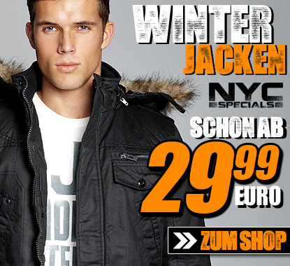 Herren Winterjacken